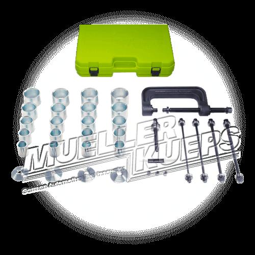 Universal Druck- und Zughülsen-Komplettsatz